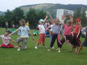 Piratentanz mit den Dogs