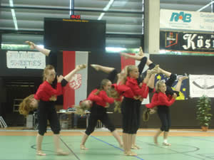 Die Racing Dancer mit Revolution